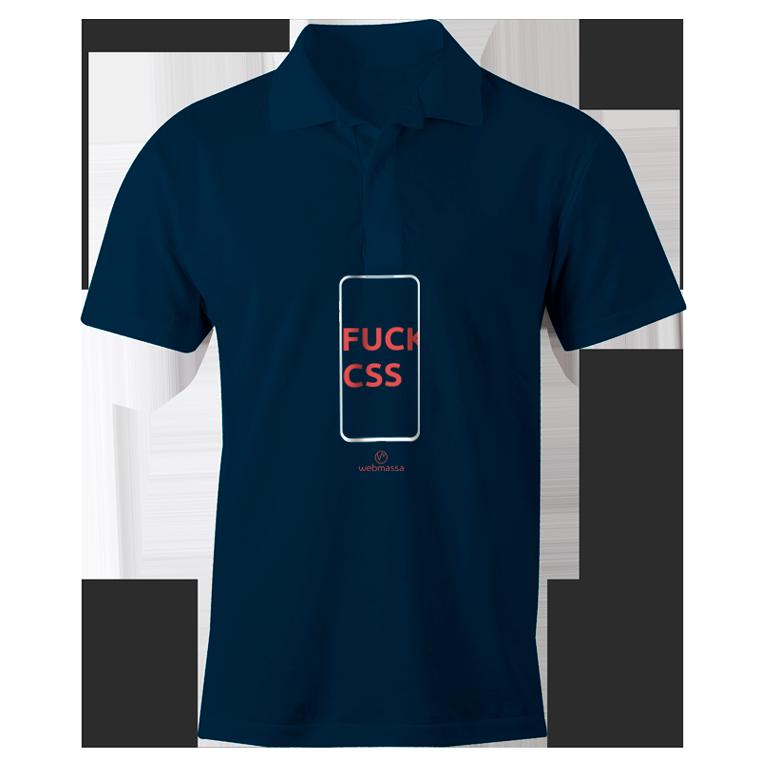 Футболка Fuck CSS