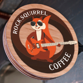 Бренд Rock Squirrel Coffee